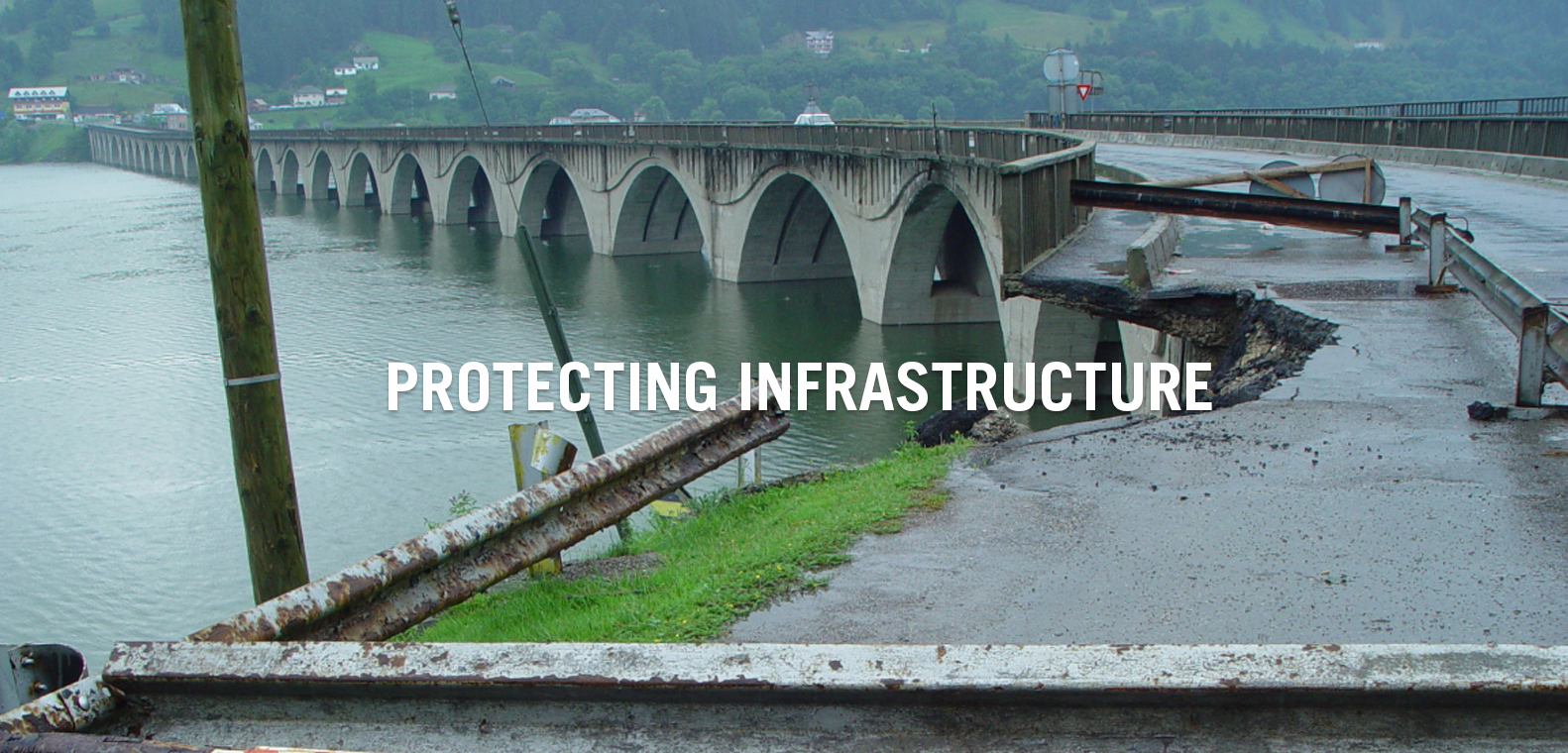 Protecting Infrastructure
