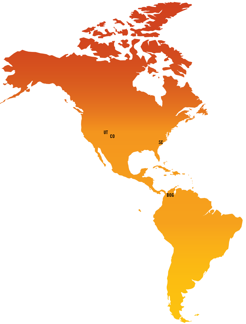 Guideline Geo Americas Locations