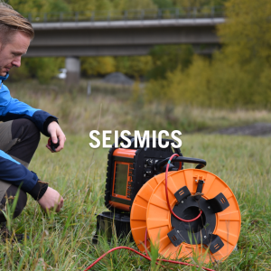 Seismic instrument for rent